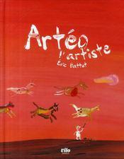 Artéo l'artiste - Couverture - Format classique