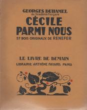 Cécile parmi nous - Couverture - Format classique