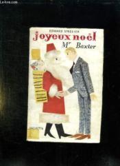 Joyeux Noel M Baxter. - Couverture - Format classique