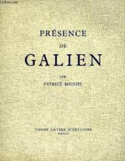 Presence De Galien - Couverture - Format classique