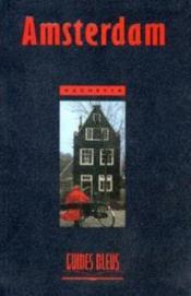 Guides Bleus: Amsterdam - Couverture - Format classique