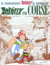 Astérix T.20 ; Astérix en Corse - Intérieur - Format classique