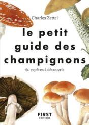 Le petit guide ; pour reconnaitre les champignons - Couverture - Format classique