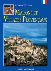 Maisons et villages provencaux - Intérieur - Format classique