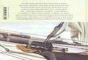 Vieux gréements en aquarelle - 4ème de couverture - Format classique