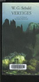 Vertiges - Couverture - Format classique