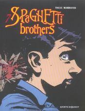 Spaghetti brothers t.7 - Intérieur - Format classique