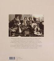 La Vie Juive Au Maroc - 4ème de couverture - Format classique