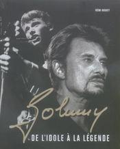 Johnny ; de l'idole à la légende - Intérieur - Format classique