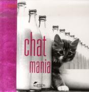 Chat mania - Couverture - Format classique