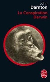 La conspiration Darwin - Couverture - Format classique