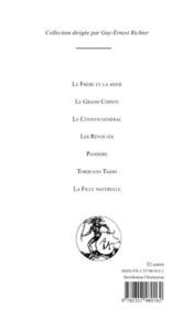 Oeuvres complètes t.3 ; théâtre - 4ème de couverture - Format classique