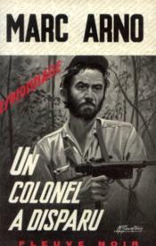 Un colonel a disparu - Couverture - Format classique