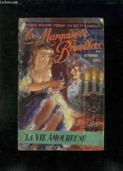 La Marquise De Brinvilliers. Empoisonneuse. - Couverture - Format classique