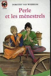 Perle Et Les Menestrels. Collection Castor Poche N° 71 - Couverture - Format classique