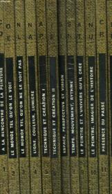 CENTRE INTERNATIONAL DES ARTS, CONNAISSANCE DE LA PEINTURE EN 12 TOMES. TOME 1 : A la rencontre de la peinture. TOME 2 : Le Monde tel qu'on le voit. TOME 3 : Le Monde tel qu'on ne le voit pas. TOME 4 : Ligne, Couleur et Lumiere. ... - Couverture - Format classique