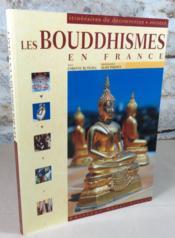 Les bouddhismes en France. - Couverture - Format classique