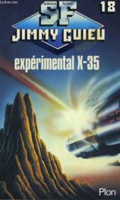 Experimental X-35 - Couverture - Format classique