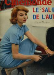 CINEMONDE - 24e ANNEE - N° 1156 - LE SALON DE L'AUTO - Couverture - Format classique