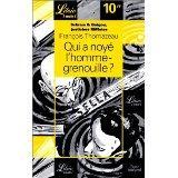 Schram & Guigou, justiciers RMIstes t.2 ; qui a noyé l'homme-grenouille - Couverture - Format classique