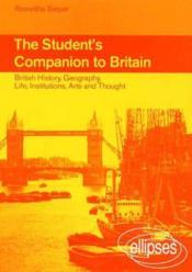 The student's companion to Britain - Couverture - Format classique