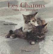 Chatons (Les) - Couverture - Format classique