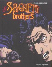 Spaghetti brothers t.8 - Intérieur - Format classique