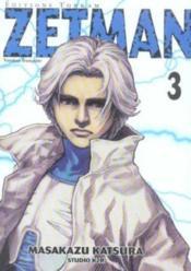 Zetman t.3 - Couverture - Format classique