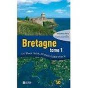 Bretagne t.1 ; du mont-saint-Michel à l'Aber Wrac'h - Couverture - Format classique
