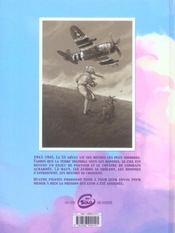 Le dernier envol - 4ème de couverture - Format classique