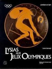 Lysias Aux Jeux Olympiques - Couverture - Format classique