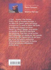 La tarentaise - 4ème de couverture - Format classique