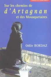 Sur les chemins de d'Artagnan et des mousquetaires - Intérieur - Format classique