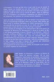 Sur les chemins de d'Artagnan et des mousquetaires - 4ème de couverture - Format classique