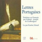 Lettres portugaises - Couverture - Format classique