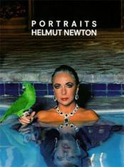Helmut newton portraits - Couverture - Format classique