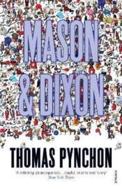 Mason & Dixon - Couverture - Format classique