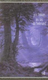 Les lais du beleriand - Couverture - Format classique