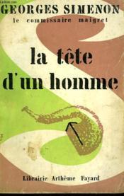 La Tete D'U Homme. - Couverture - Format classique