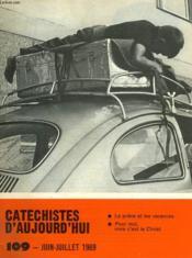 Catechistes D'Aujourd'Hui, N° 109, Juin-Juillet 1969 - Couverture - Format classique