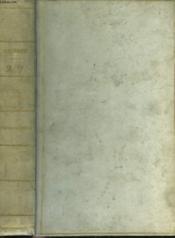 Oeuvres Completes, Tome Vingt-Septieme. Traduites En Francais Avec Le Texte En Regard. - Couverture - Format classique