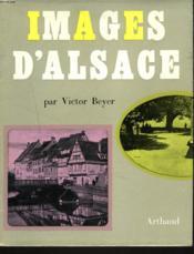 Images D'Alsace - Couverture - Format classique