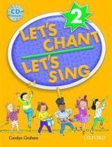 Let'S Chant, Let'S Sing 2: Cd Pack - Couverture - Format classique