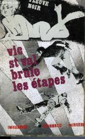 Vic St Val Brule Les Etapes - Couverture - Format classique