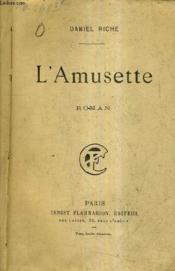 L'Amusette. - Couverture - Format classique