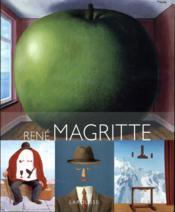 Album René Magritte - Couverture - Format classique