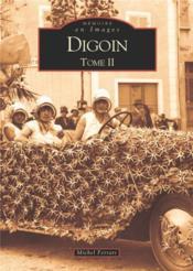 Digoin t.2 - Couverture - Format classique