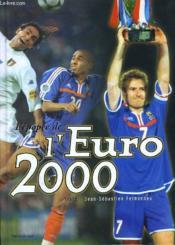 L'Epopee De L'Euro 2000 - Couverture - Format classique