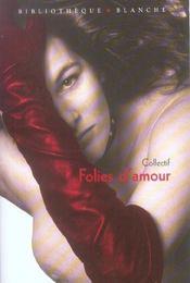 Folies d amour - Intérieur - Format classique