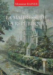 La maîtresse de la République - Intérieur - Format classique